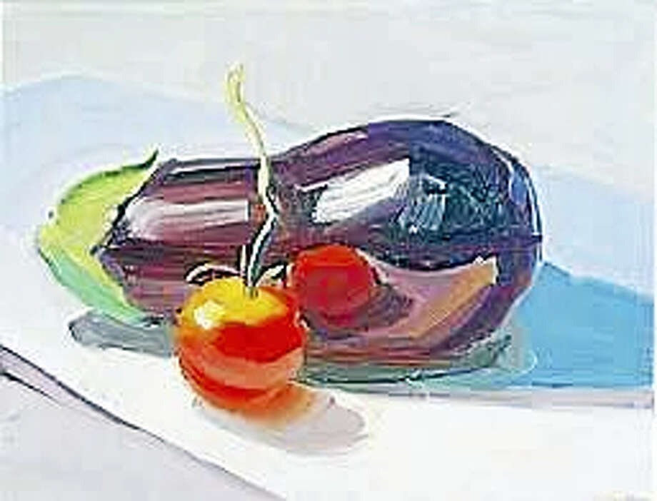 Oil paintings by Tom Pearsall are in an upcoming show at the Loft Gallery. Photo: Contributed Photo