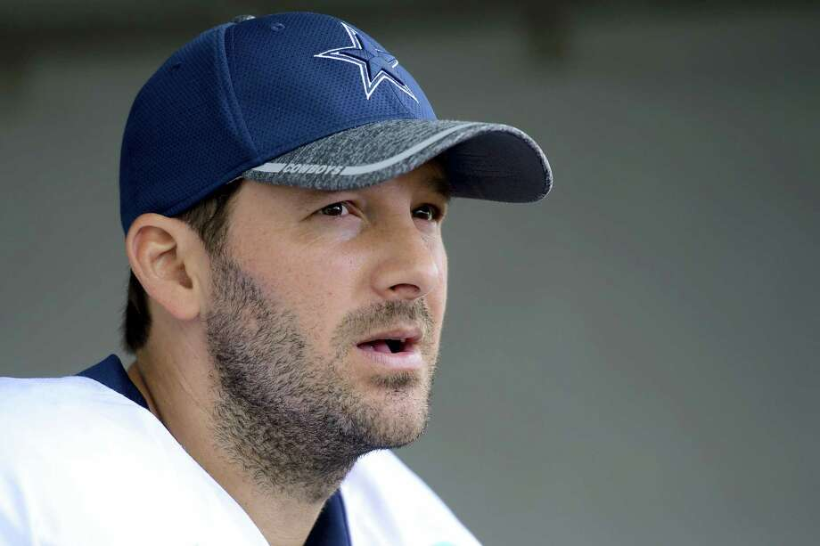 Former Dallas Cowboys quarterback Tony Romo. Photo: The Associated Press File Photo  / FR157633 AP