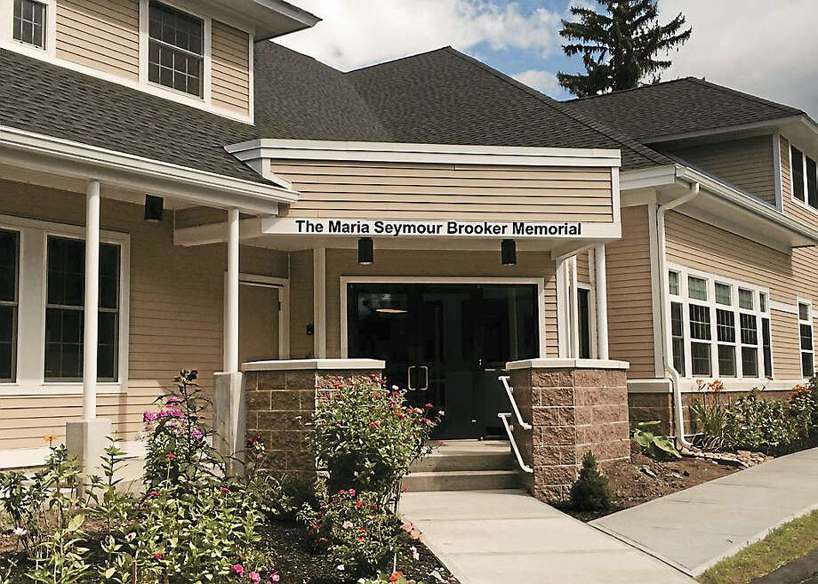 Contributed photoBrooker Memorial in Torrington houses the Center for Children's Therapy Services. New services for autism-related issues is now being offered at the center. Photo: Digital First Media
