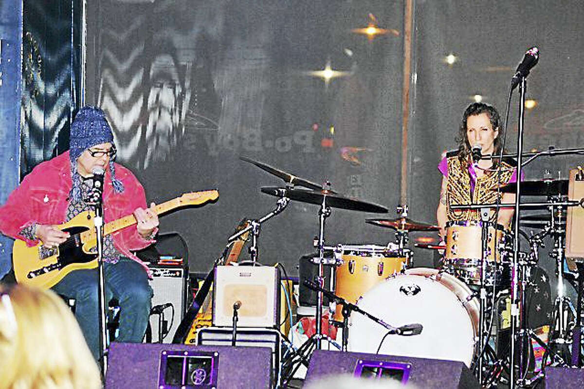 Photo by Dom ForcellaThe Sawtelles are playing at the Southington Community Cultural Center on Friday night.