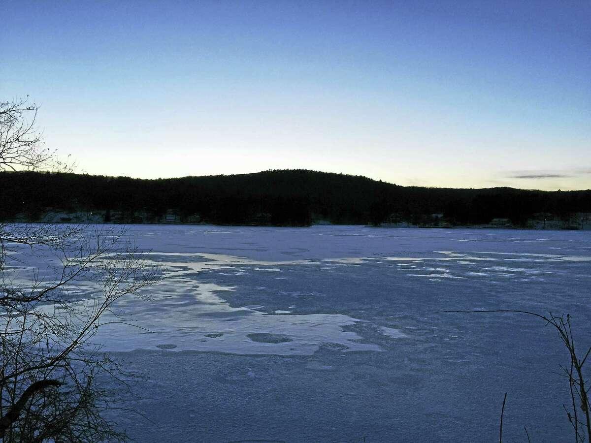 Highland Lake, as seen Tuesday.