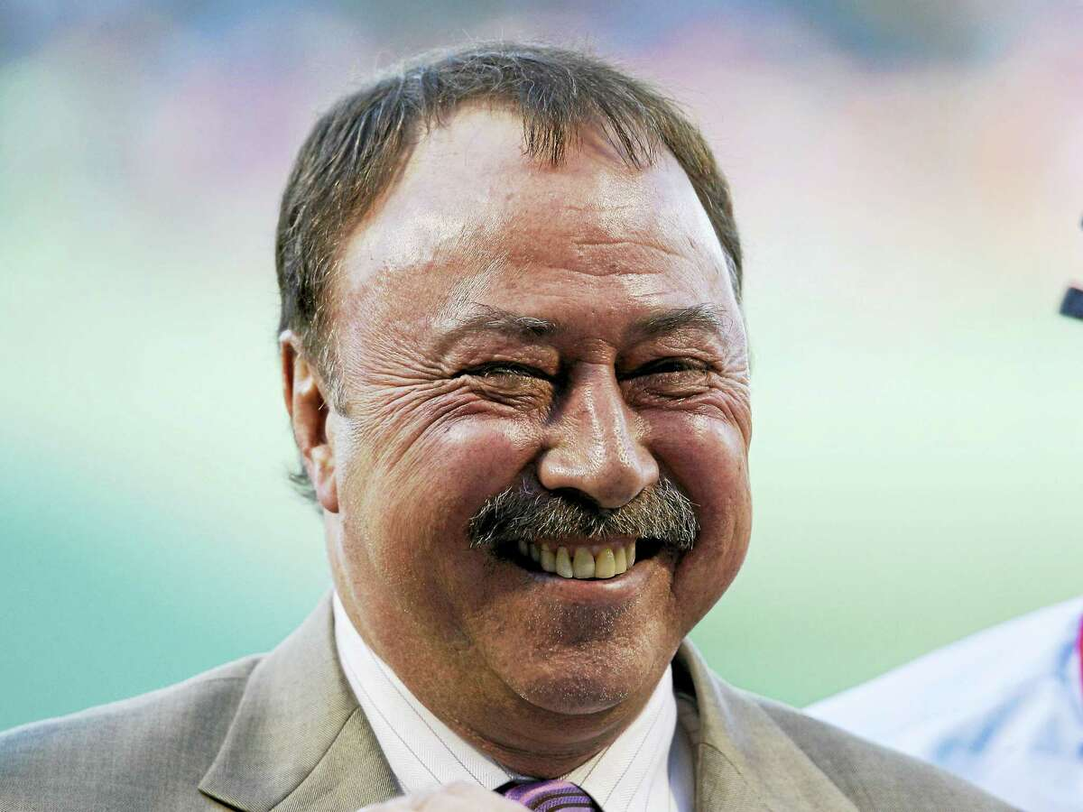 Boston Red Sox broadcaster Jerry Remy.