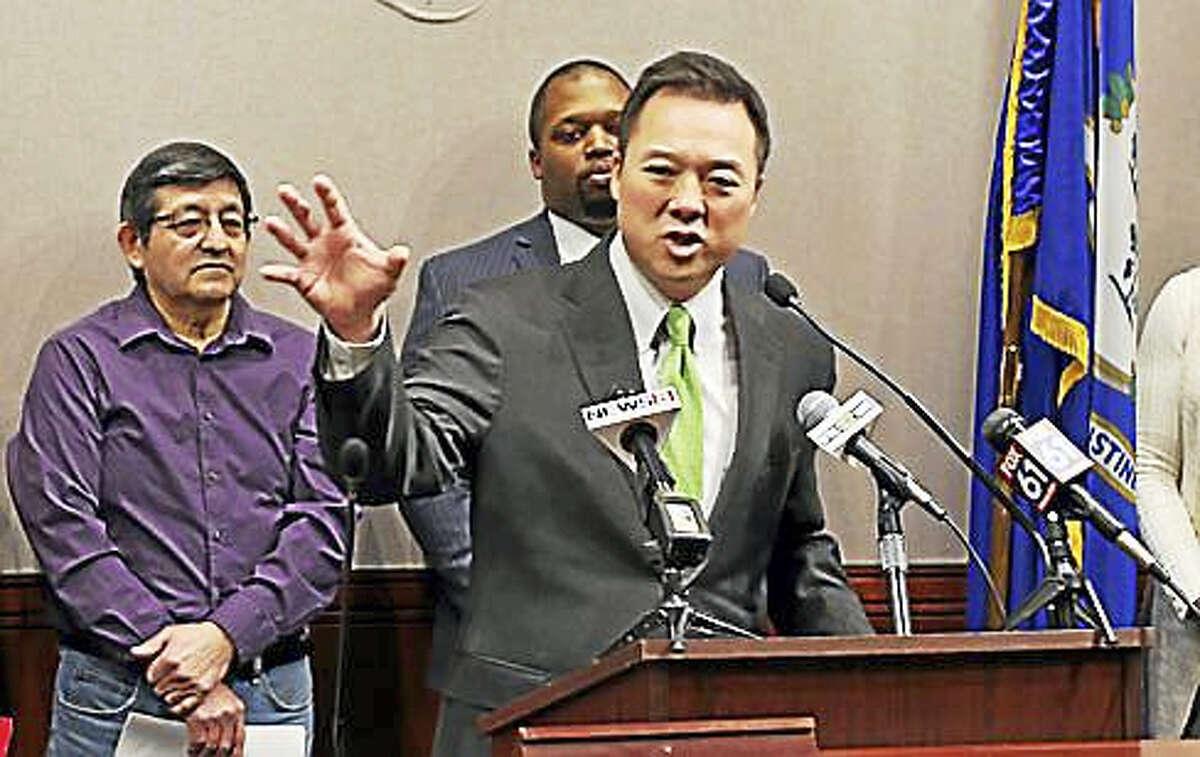 Rep. William Tong, D-Stamford