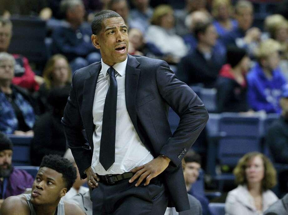 UConn coach Kevin Ollie. Photo: The Associated Press File Photo  / AP2017