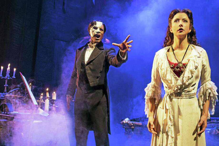 """Contributed photo A scene from """"The Phantom of the Opera"""" coming to the Palace Theater in Waterbury in November for a limited engagement. Photo: Digital First Media"""
