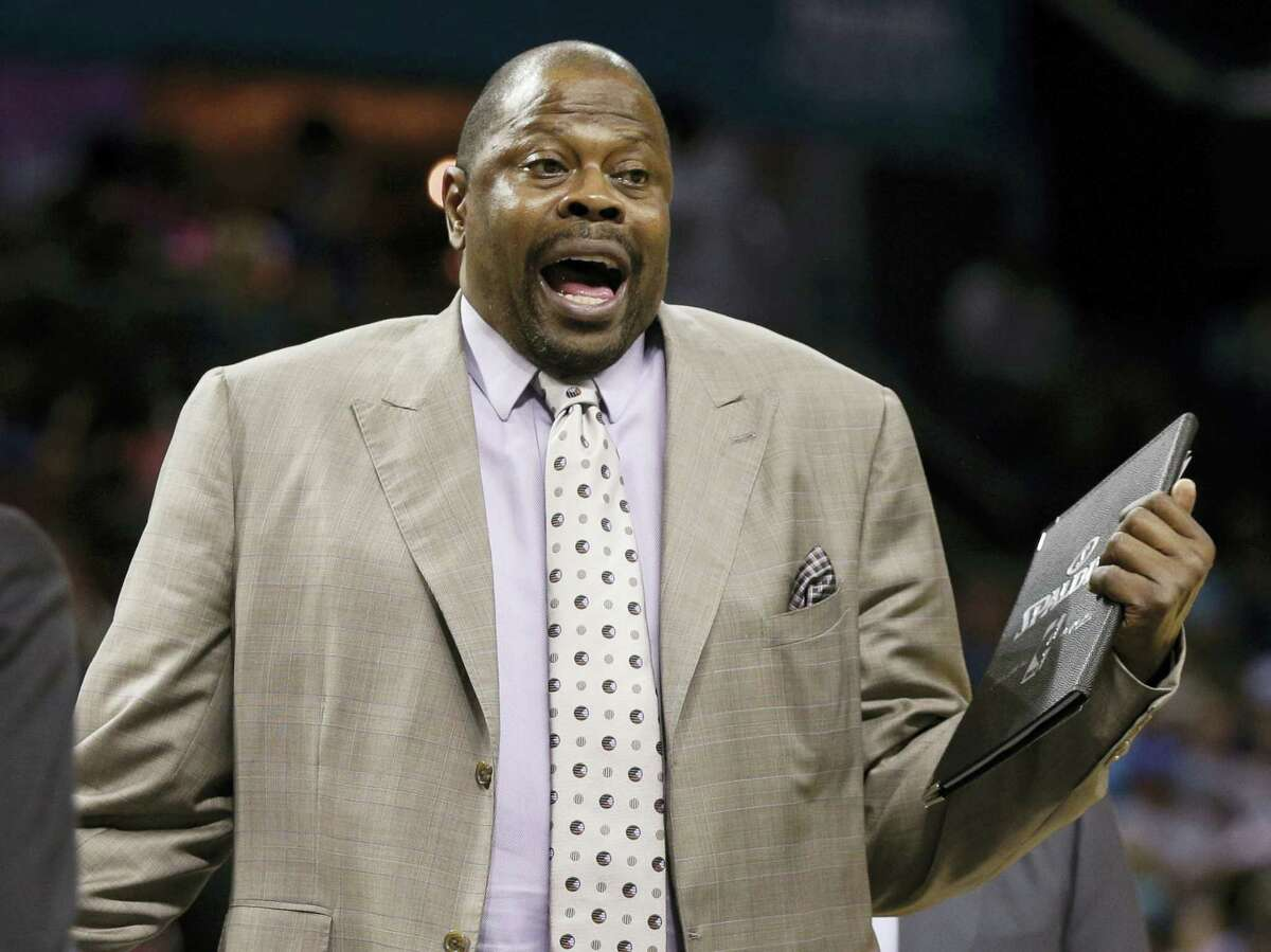 Patrick Ewing has been hired as Georgetown's men's basketball coach, more than two decades after he led the Hoyas to their only national championship.