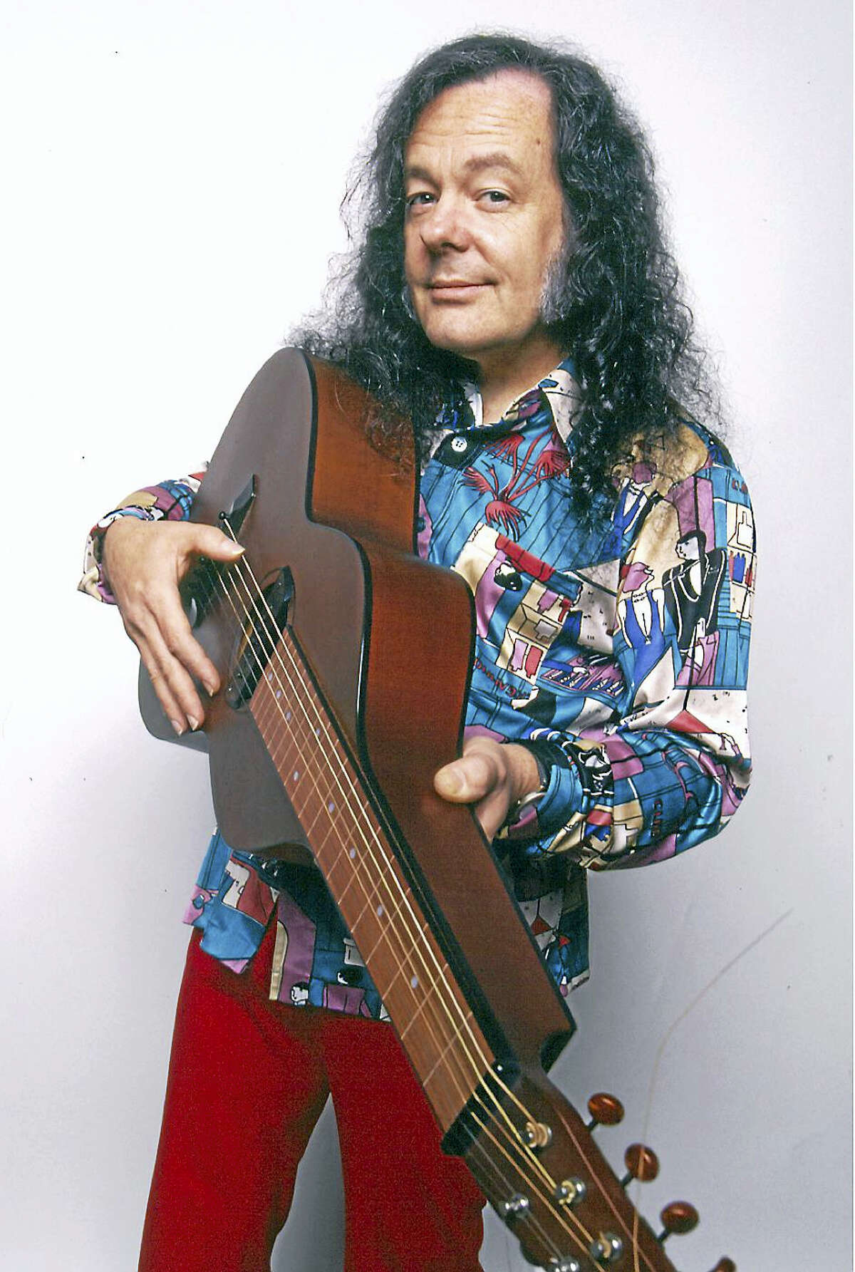 Contributed photo - David LinleyMusician David Lindley, who is best known for his work with Jackson Browne, Warren Zevon, and other rock musicians, will perform at Stage One in Fairfield on Sunday night March 19.