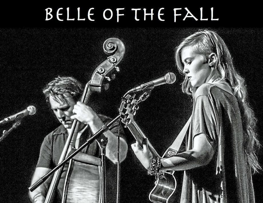 Contributed photoBelle of the Fall - the duo Tracy Walton and Julia Autumn Ford, will perform the final concert in the winter series at Coe Memorial Park in Torrington. Photo: Digital First Media