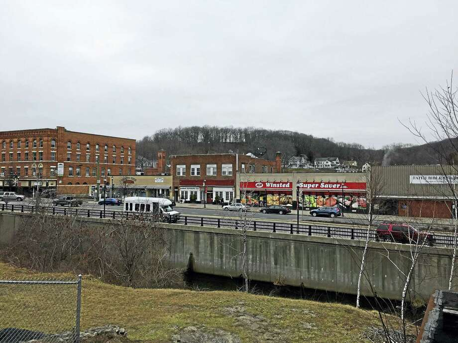 Above, a view of downtown Winsted. The town's Grand List is reflecting an increase of 2.8 percent, according to the Board of Selectmen. Photo: Ben Lambert — The Register Citizen
