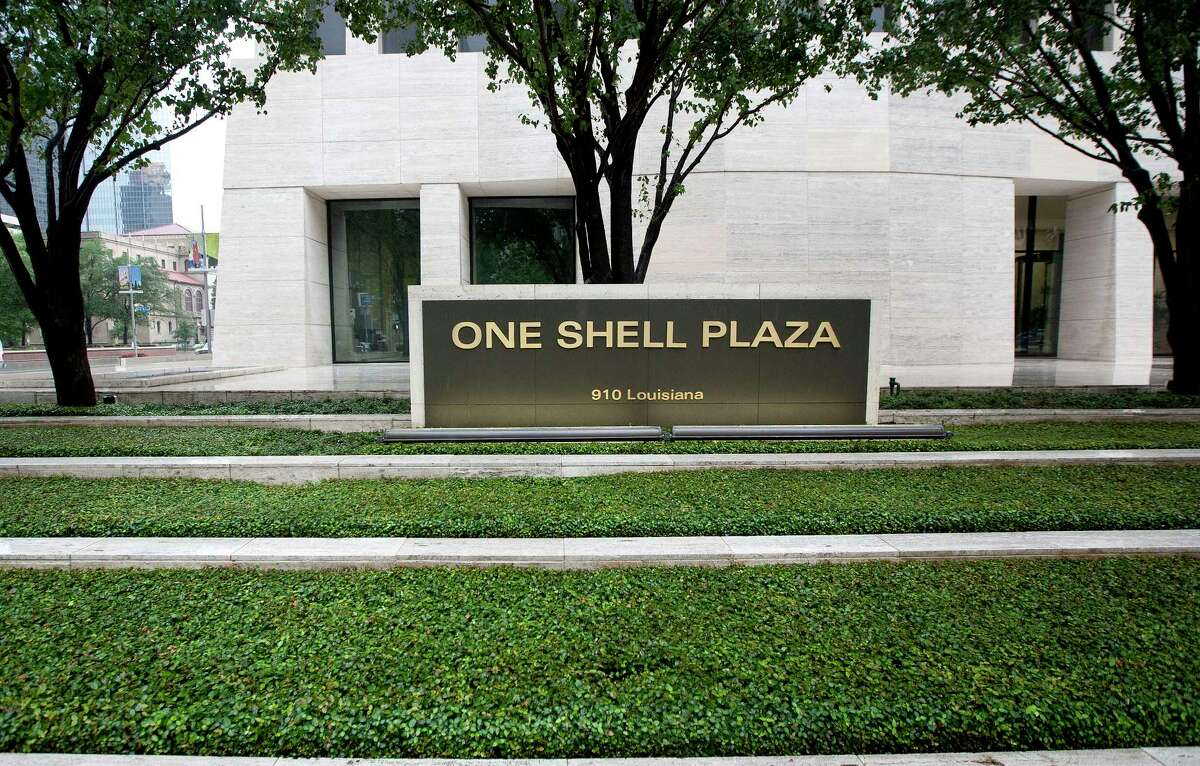 One Shell Plaza is located at 910 Louisiana.