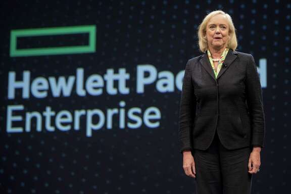 Meg Whitman, Hewlett Packard Enterprise CEO, is said to be a finalist.