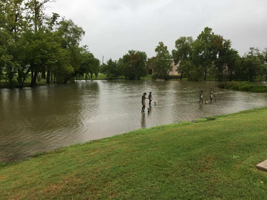 TOTALS: These Houston areas have received the most rainfall from Hurricane Harvey so farAs rains from Hurricane Harvey roll into the area, Houstonians are bracing for impact. See which areas around Houston have taken on the most water...  Photo: Daniela Sternitzky-Di Napoli