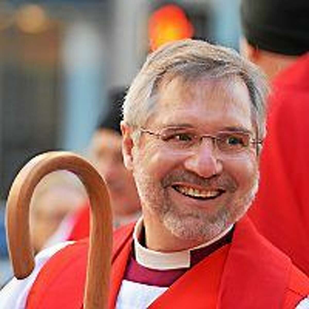 Bishop Ian Douglas of the Episcopal Diocese of Connecticut