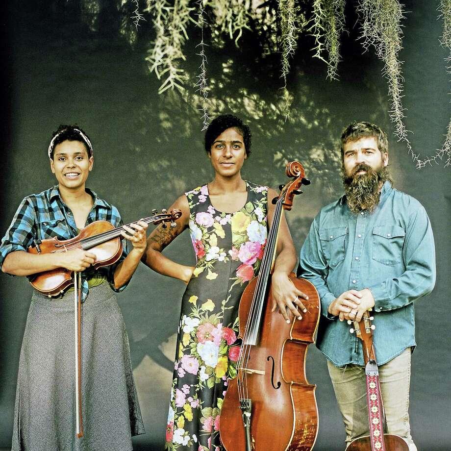 Leyla McCalla Trio Photo: Contributed