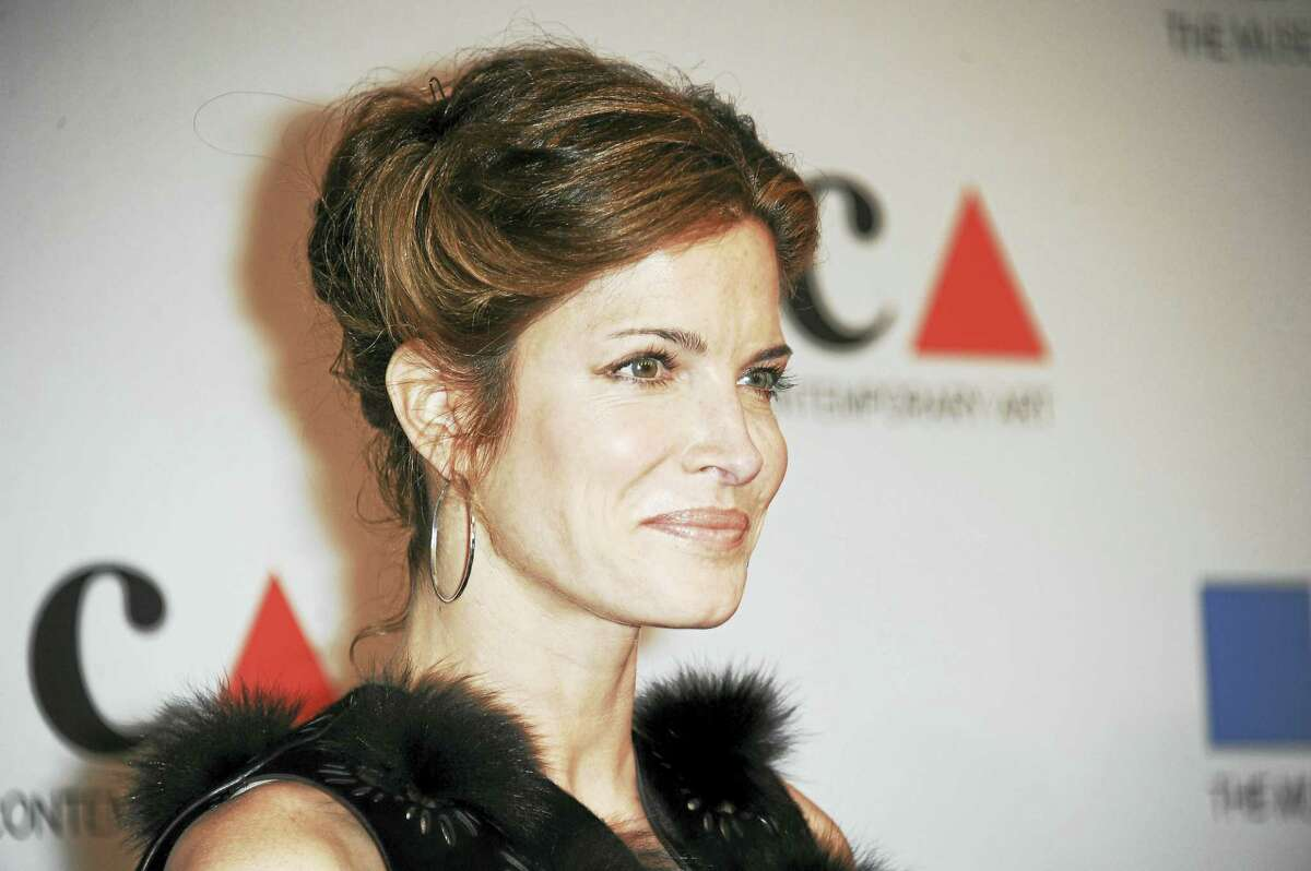 Stephanie Seymour arrives at the 2013 MOCA Gala celebrating the opening of the Urs Fischer exhibition at MOCA on April 20, 2013 in Los Angeles.