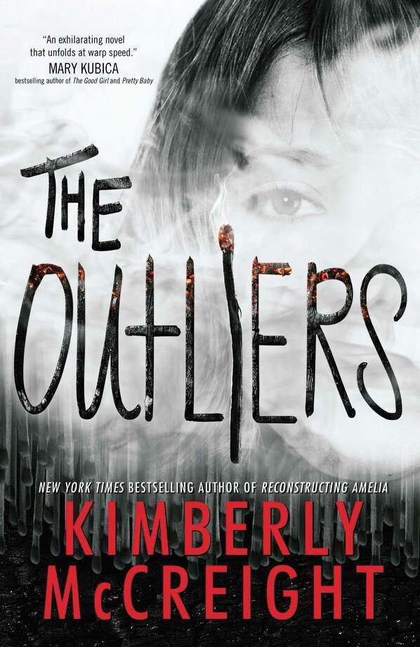"""This book cover image released by HarperCollins shows """"The Outliers,"""" by Kimberly McCreight. (HarperCollins via AP) Photo: AP / HarperCollins"""