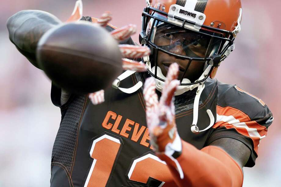 Cleveland Browns wide receiver Josh Gordon. Photo: The Associated Press File PHOTO  / AP
