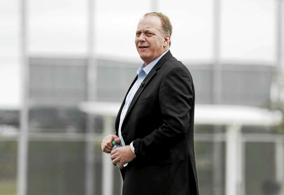 Curt Schilling said Sunday that he will return to ESPN during MLB postseason coverage. Photo: The Associated Press File Photo  / AP