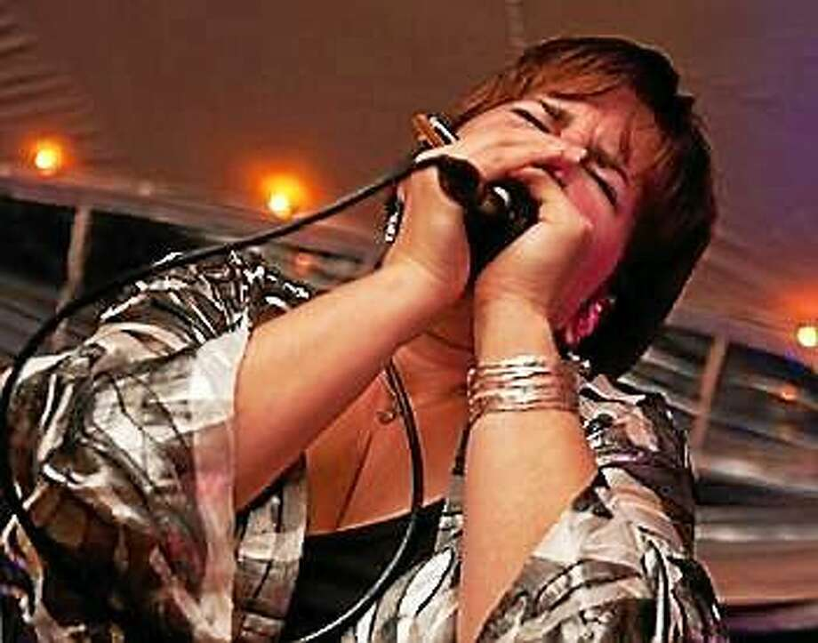 Contributed photo Diane Blue has a show at Cypress Grill. Photo: Journal Register Co.