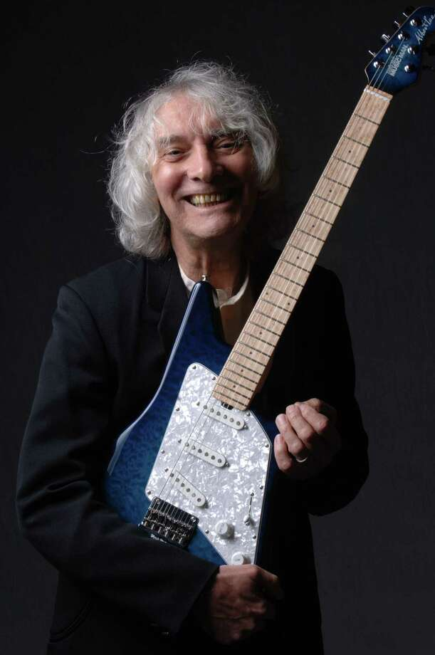 Contributed photo Guitarist, singer and pianist Albert Lee, who has played with some of the greatest musicians and groups of all time, will give a performance at Infinity Hall in Norfolk on Feb. 7.