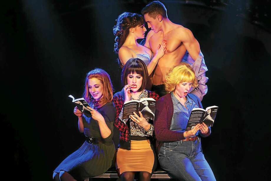 """Photos by Matthew Murphy  """"Fifty Shades the Musical"""" will be presented at the Palace Theater in Waterbury, parodying the popular book """"Fifty Shades of Grey."""" Photo: Journal Register Co. / Matthew Murphy"""