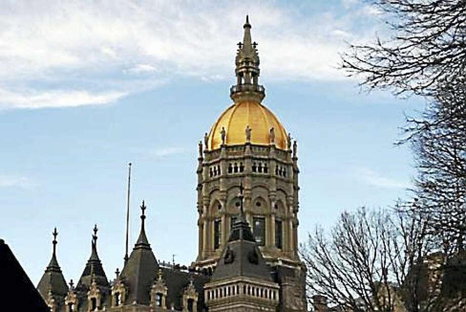 Connecticut Capitol building Photo: Christine Stuart File Photo Via CTNJ