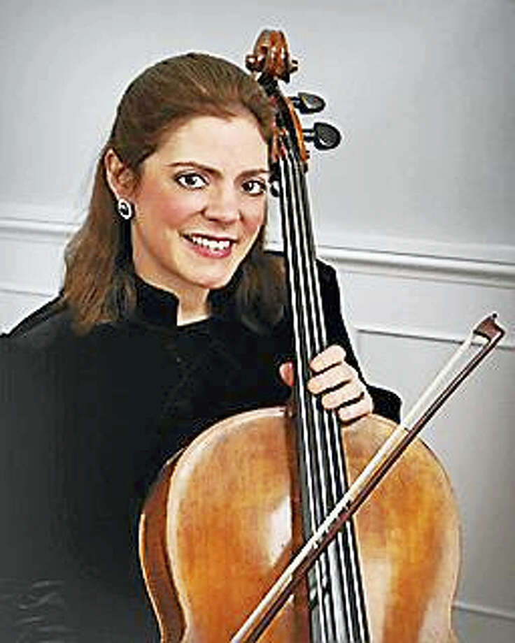 Contributed photo Cellist Mary Costanza. Photo: Journal Register Co.