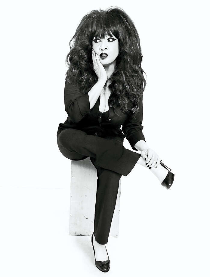 Contributed photo Ronnie Spector is the featured guest at 41 Bridge Street's 7th anniversary party. Photo: Ruven Afanador/CPi Syndication / ©Ruven Afanador/CPi Syndication