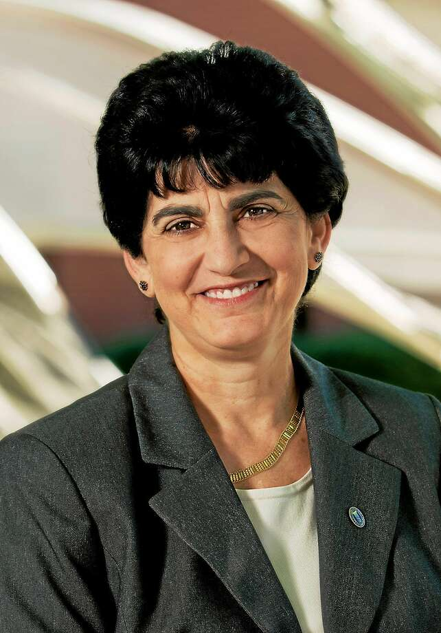 Mary A. Papazian Photo: Journal Register Co. / SCSU