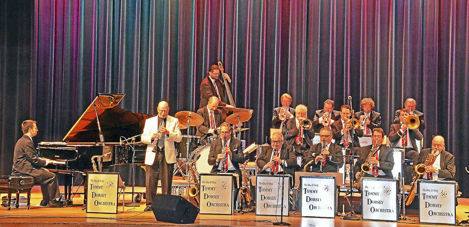 Contributed photoThe Warner Theatre will present the Tommy Dorsey Orchestra in the main theatre Sunday, Oct. 2 at 2 p.m. Photo: Journal Register Co.