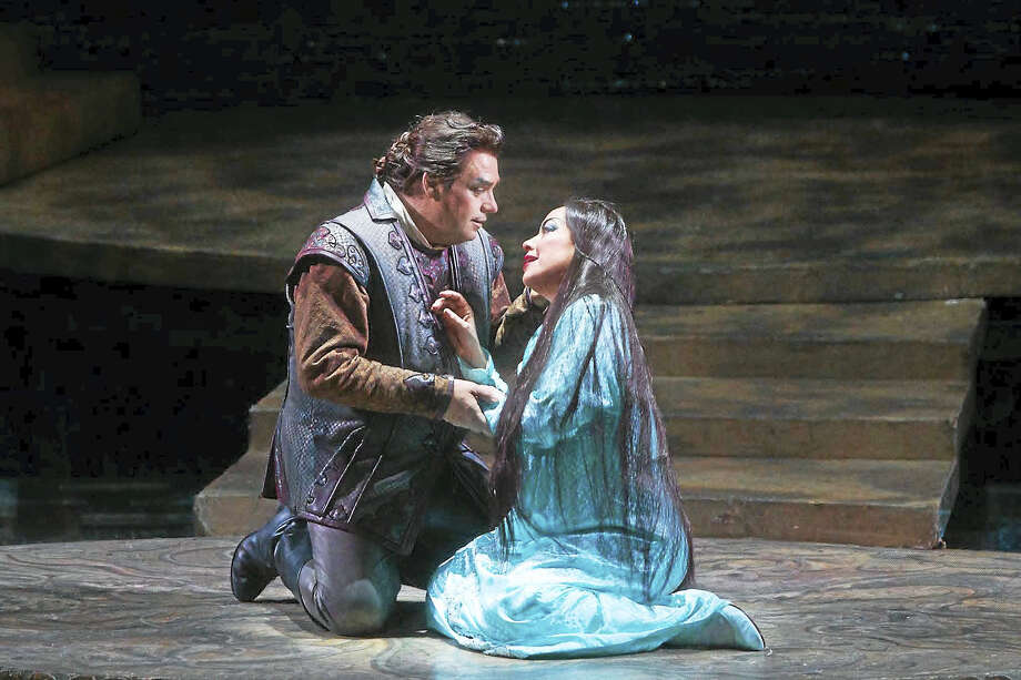 Photos courtesy of the Metropolitan OperaTurandot is the next Met in HD performance to be broadcast at the Warner Theatre. Photo: Journal Register Co.