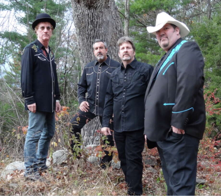 Submitted photo   Truck Stop Troubadours will bring their show, a tribute to Waylon Jennings & Outlaw Country, to the Warner Theatre. Photo: Journal Register Co.