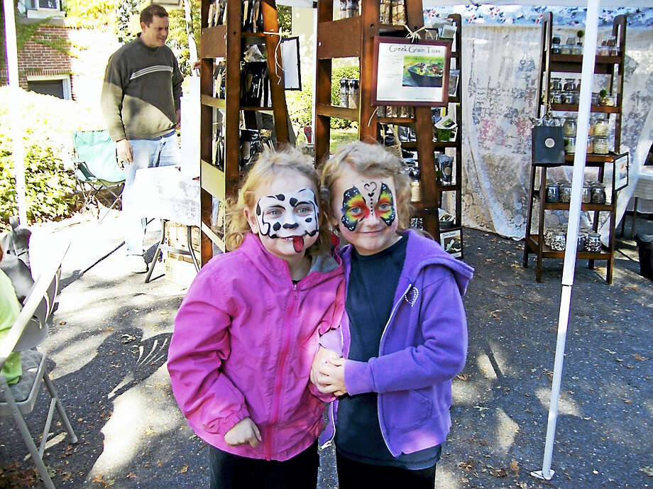 St. Michael's Parish invites the community to join them on Saturday, October 1 from 9am to 4pm for the church's annual Fall Fair and Tag Sale, a Litchfield tradition. Photo: Journal Register Co.