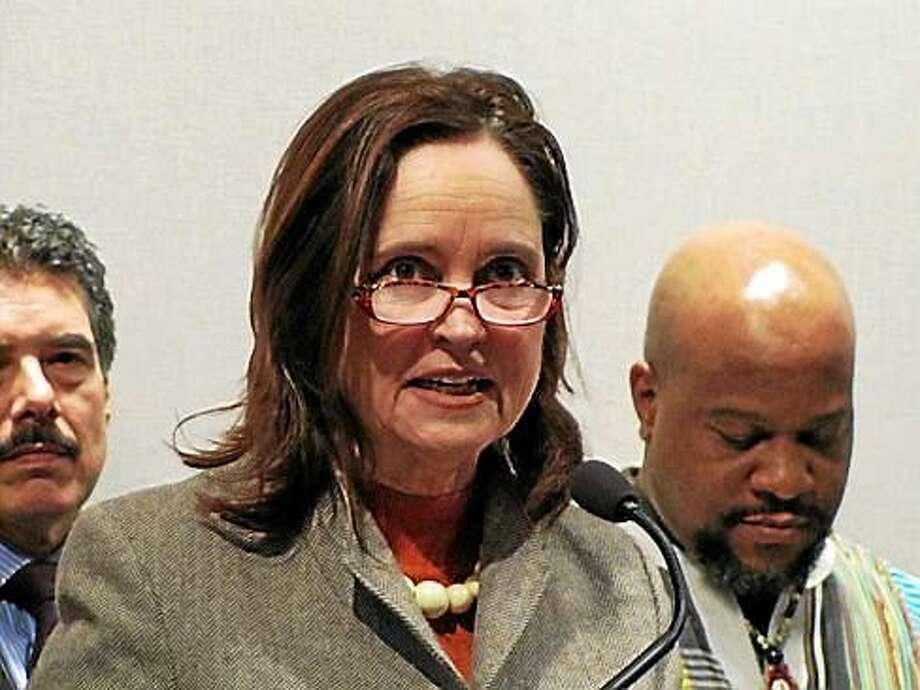 Denise Merrill Photo: CTNJ File Photo