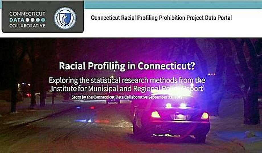Racial profiling Photo: Photo Courtesy Of CTNJ