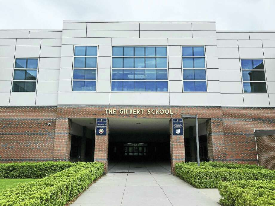 BEN LAMBERT — The Register Citizen BEN LAMBERT — The Register Citizen Test results were accidentally sent to the wrong students at The Gilbert School, which is a privacy rights violation. Photo: Journal Register Co.