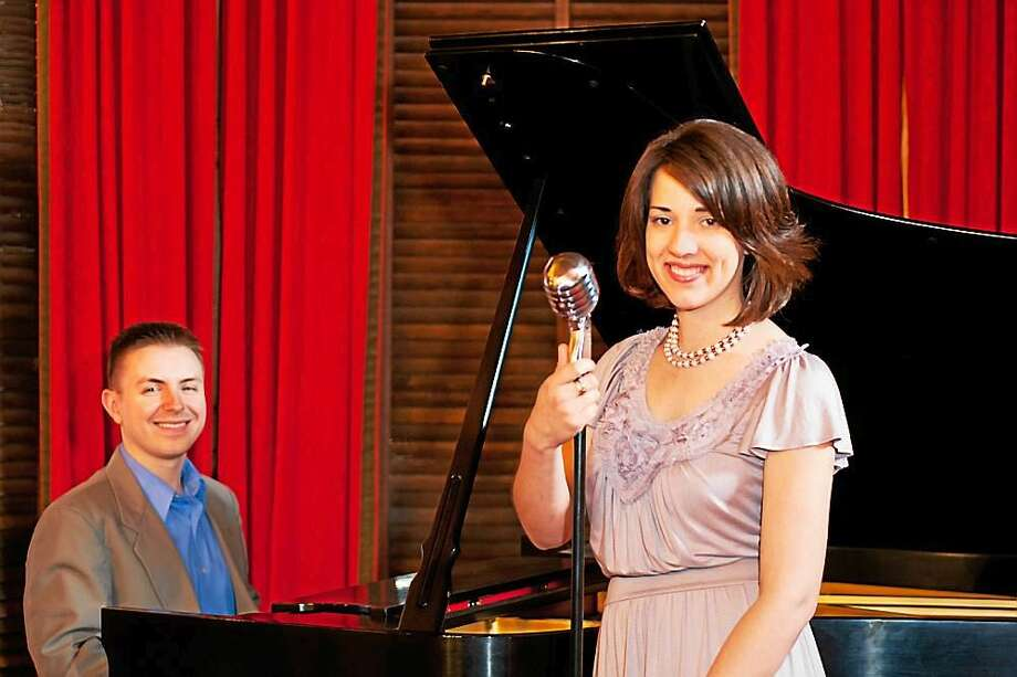 """Contributed photo The five part fall jazz series from New England Arts & Entertainment continues Oct. 2 at the HYPERLINK """"http://www.PalaceTheaterCT.org""""Palace Theater Poli Club, 100 East Main Street Waterbury with Matt and Atla DeChaplain in a CD Release Party. Photo: Journal Register Co."""