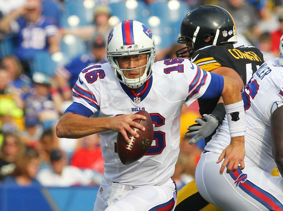 The Dallas Cowboys have acquired Matt Cassel from the Buffalo Bills. Photo: Bill Wippert — The Associated Press File Photo  / FR170745 AP