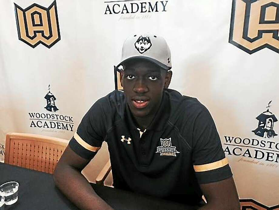 UConn has secured the commitment of Class of 2016 recruit Mamadou Diarra, a 6-foot-8 power forward out of Woodstock Academy. Photo: David Borges — Register