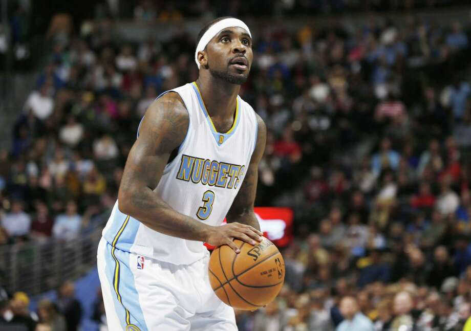 Denver police say they arrested Nuggets point guard Ty Lawson early Friday for investigation of driving under the influence. Photo: David Zalubowski — The Associated Press  / AP