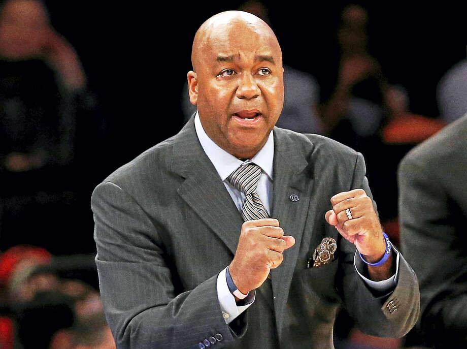 Georgetown head coach John Thompson III. Photo: The Associated Press File Photo  / AP