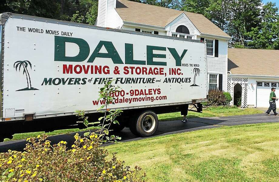Daley Moving and Storage in Torrington recently stepped up to help several people in need. Photo: Contributed Photo