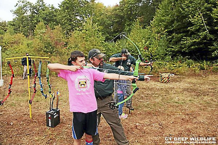 Connecticut's Department of Energy and Environmental Protection (DEEP) is continuing its celebration of the 150th anniversary of its Bureau of Natural Resources by hosting Connecticut Hunting and Fishing Day on Saturday, September 24, at the Sessions Woods Wildlife Management Area and Education Center in Burlington. This FREE event will run from 10:00 a.m. - 4:00 p.m. and feature many outdoor-related activities and demonstrations: Photo: Journal Register Co.