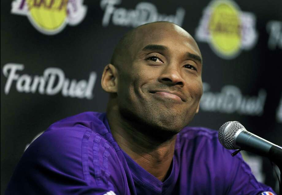 The Lakers' Kobe Bryant is the leading vote-getter for this year's NBA All-Star Game. Photo: The Associated Press File Photo  / AP