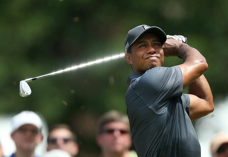 Tiger Woods announced on Thursday that he underwent a second microdiscectomy surgery on his back. Photo: The Associated Press File Photo  / FR171364 AP