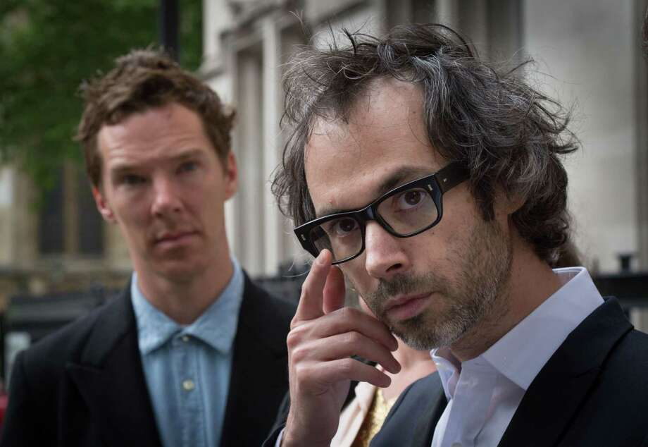 Concert pianist James Rhodes, right, and actor Benedict Cumberbatch leave the Supreme Court in London, Wednesday, May 20, 2015. Britainís Supreme Court has ruled that a pianist may publish a memoir detailing sexual abuse he suffered as a child, despite his ex-wifeís privacy concerns. His ex-wife had argued that their 12-year-old son suffers from a number of health issues and could be caused serious harm by the publication. Supported by his friend, the actor Benedict Cumberbatch, outside the court, he called the ruling ìa victory for freedom of speech.î (Stefan Rousseau/PA via AP)    UNITED KINGDOM OUT       -     NO SALES     -     NO ARCHIVES Photo: AP / PA