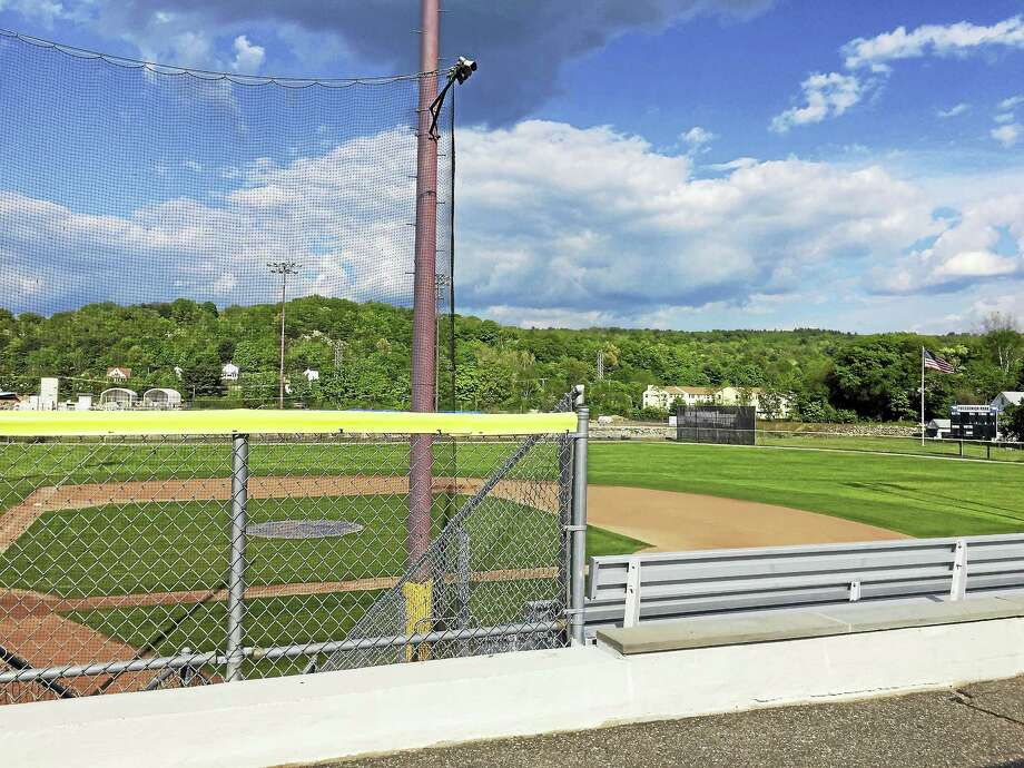 PHOTO BY BEN LAMBERTFuessenich Park, as seen Monday afternoon in Torrington. Photo: Journal Register Co.