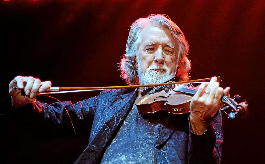 "Contributed photo  Folk musician John McEuen, founding member of the Nitty Gritty Dirt Band and a driving force behind ""Will The Circle Be Unbroken?î, is set to perform ìliveî in concert on Saturday night (1/24) at the Katharine Hepburn Cultural Arts center in Old Saybrook. Besides his career with the Nitty Gritty Dirt Band, John McEuen has performed and recorded  as a successful solo artist and in a variety of group settings, as well as producing music CDs, film scores and videos. He also has his own show on Sirius/AM ""The Acoustic Traveller"", that runs seven times a month (now in its 7th year). In addition, he is CEO of SyndicatedNews.Net, a new web site he is building. John has played with everyone from Johnny Cash and Allison Kraus to the Doors. Don't miss him solo at the Kate. For more information on this upcoming show you can call 860-510-0473. Photo: Journal Register Co. / 2014 Getty Images"
