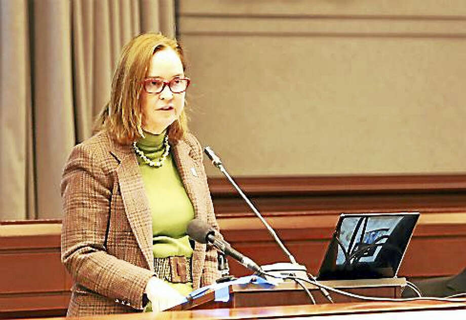 Secretary of the State Denise Merrill Photo: Photo By Christine Stuart Via CTNJ