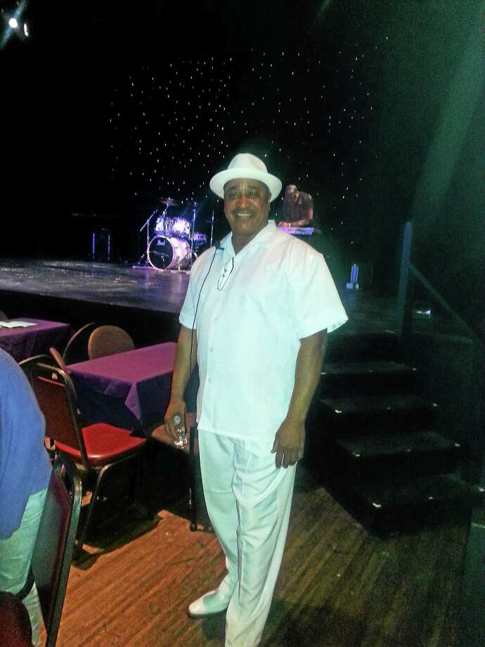 Contributed photo The Fine Arts Connection of Thomaston will feature Park Citi Funk Band,is led by bass player and lead singer, Fred Golphin, above, in a free concert Jan. 25 in Thomaston. Photo: Journal Register Co.